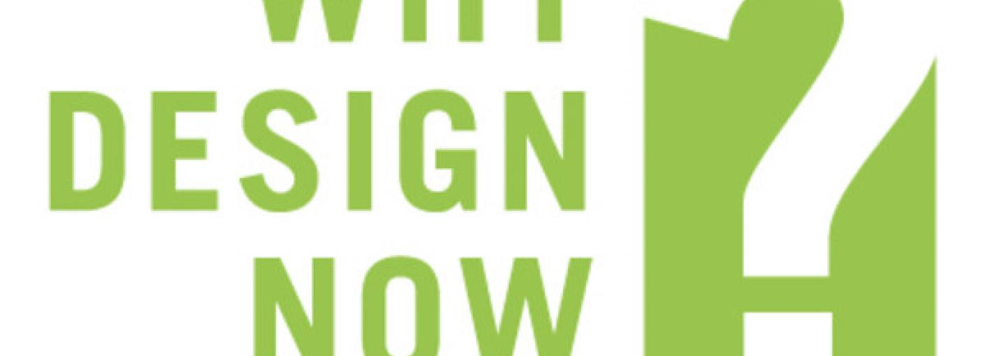 Why Design Now? A West Coast Context